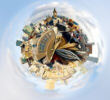 The World of Manchester, in colour. by Stephen Knowles