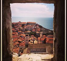 Old Town, Dubrovnik by Heather Watson