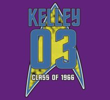 CLASS OF 1966: KELLEY by inkpossible