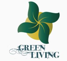 Green Living by Paul Lawrence