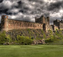 Bamburgh Castle by sbpphotography