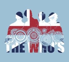 The Who's (Distressed) by liquidsouldes
