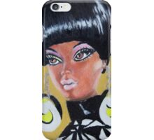 Black Barbie iPhone Case/Skin
