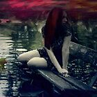 Rubber Dusk - Emotional Meets Whimsical  by Galen Valle