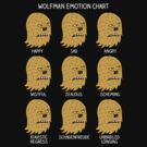 wolfman emotion chart by DiabolickalPLAN