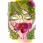 Cherry Girl by rusanovska