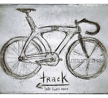 Track Bike by CYCOLOGY