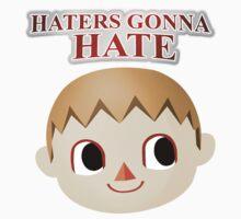 Smash Bros Villager by Kayden007