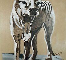 Thylacine by RustyandJosh