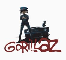 Gorillaz : Stylo Cover Tribute by AlbumCover