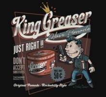 King Greaser by NanoBarbero
