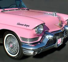 """Pink Cadillac For The Cure"" by Gail Jones"