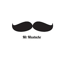 Mr. Mustache by angeliana