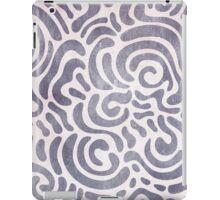 Decorative pattern iPad Case/Skin