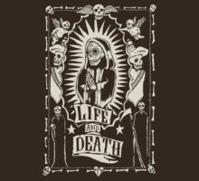 Life and Death by futbolko