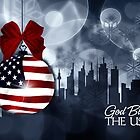 God Bless the USA by Doreen Erhardt