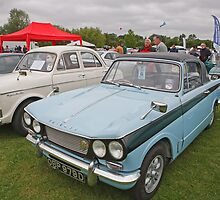 Triumph Vitesse 1596cc by Keith Larby