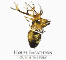 House Baratheon – Ours is the Fury by MattBodz