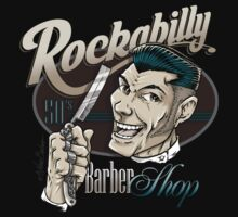 Rockabilly Barber Shop by NanoBarbero