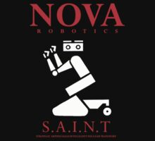 Nova Robotics by GradientPowell