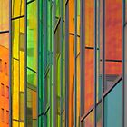 Rainbow window by Javimage