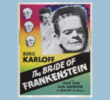 The Bride of Frankenstein by Mcflytrek
