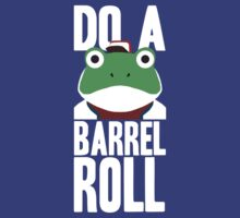 Do a Barrel Roll by Timcroft