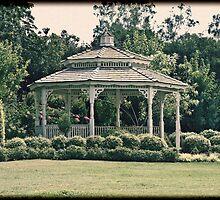 Peacful Garden by mandymoore