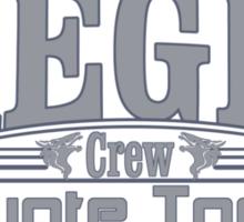 Jaeger Crew - Coyote Tango Sticker