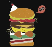 Big Burger by creativecamart