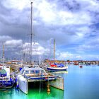 Shoreham Harbour West Sussex - HDR by Colin J Williams Photography