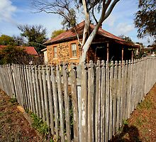 Stone cottage, Gulgong NSW by Ian Ramsay