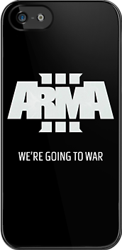 Arma 3 Black by Daltylocks