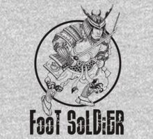 Foot Soldier by CultureCo