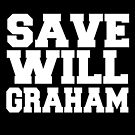 SAVE WILL GRAHAM [WHITE] by nimbusnought