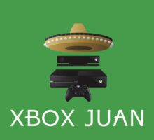 Xbox Juan - Colored T-Shirt