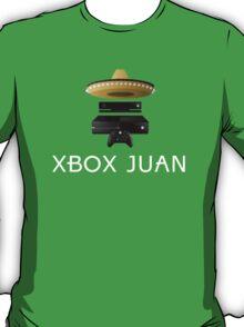 Xbox Juan - Colored T-Shirt