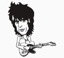 Keith Richards T-Shirt by GeekLab