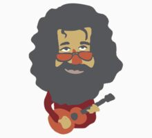 Jerry Garcia T-Shirt by GeekLab