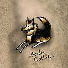 Border Collie by Extreme-Fantasy