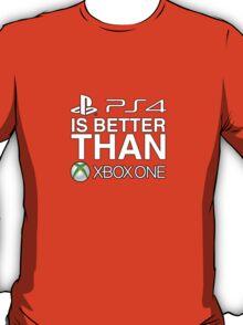 4 is better than 1 T-Shirt