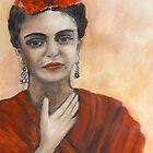Frida Kahlo by olivia-art