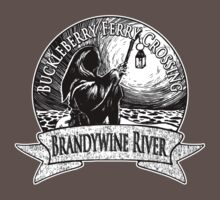 Buckleberry Ferry - Brandywine River - LOTR by MajorTees