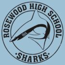 ROSEWOOD SHARKS IN BLACK! by TheMoultonator