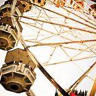 Ferris Wheel. by Lindsay Osborne