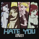 2NE1 Hate You Anime by NiGHTSflyer129
