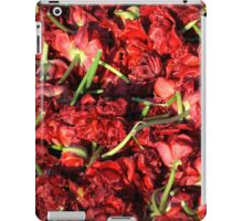 Off with their heads! iPad Case/Skin