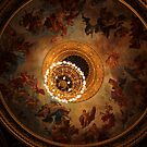 Budapest - The Ceilling of the Hungarian State Opera House by rsangsterkelly