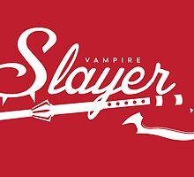 Vampire Slayer - RED by mcgani