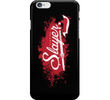 Vampire Slayer - BLACK iPhone Case/Skin